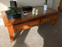 Lounge/Dining Room Hardwood Furniture