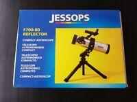 Jessops F700-80 Reflector Compact Astroscope (Telescope)