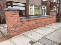 155- 65mm Woodside mixture facing brick