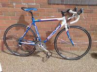 "Scott 54"" frame racing pushbike"