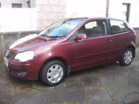 Volkswagen Polo 1.2S55 2006 34,000 miles Full Service history Very clean