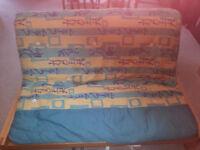 FREE Futon mattress and foldout frame