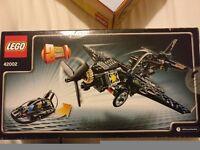 Lego Technic & Lego creator.