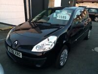 2006 Renault Clio 1.2 Great condition low mileage