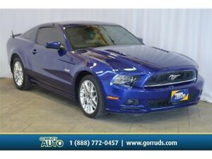 2013 Ford Mustang GT/LEATHER/BLUETOOTH/POWER DRIVER SEAT