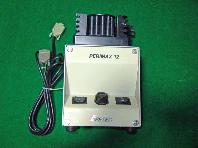 Spetec Peristaltic Pump Perimax 12