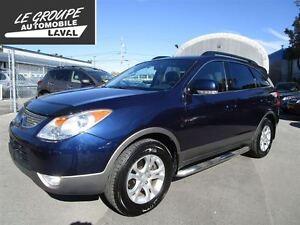 2009 Hyundai Veracruz GL, FWD, TOIT, 7PASS., 2 AIR, 107000KM, A