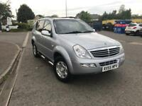 SsangYong rexton 2.7 Diesel automatic 2005 year Mot