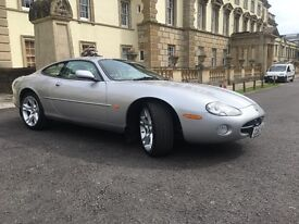 Fabulous Jaguar XK 8 Coupe, only 104000 miles with full Jaguar service history and lots of Reciepts