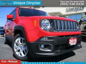 2015 Jeep Renegade North | WHY BUY NEW? | NAVI | HEATED SEATS |