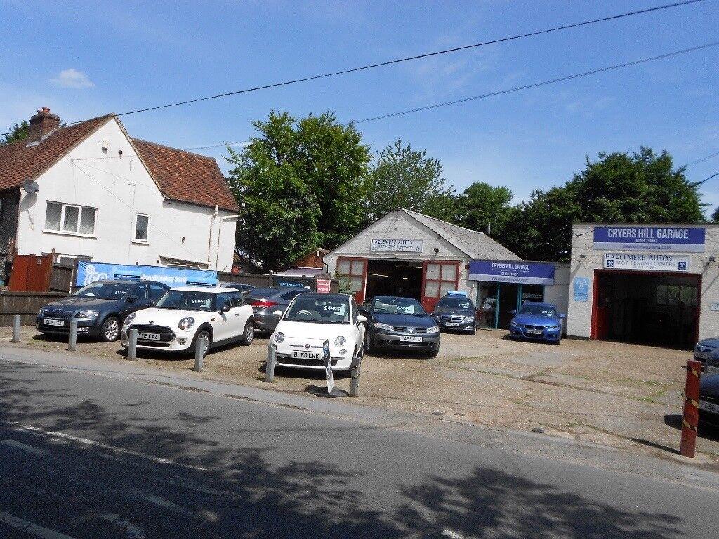 Car Parking Eden High Wycombe