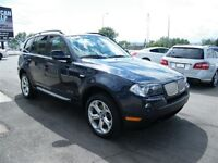 2010 BMW X3 xDrive30i LEATHER/PANO ROOF