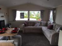 Devon Cliffs October Half Term Brand New 8 Berth Caravan with Decking