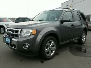 2011 Ford Escape Limited 2.5L Leather ! AUTO ! AWD !