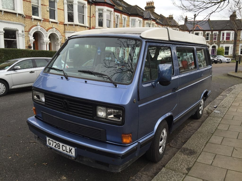 1989 vw t25 bluestar camper for sale 2 1 auto petrol pop