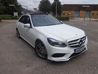 Mercedes-Benz E Class E300 Bluetec Hybrid Amg Sport Saloon Auto Hybrid 0% FINANCE AVAILABLE