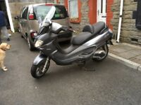 Piaggio 2007 x9 scooter for sale