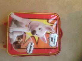 Toy suitcase