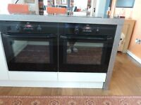 For sale 2 KItchen Electric AEG Builtin Pyrolux Ovens 6 Years old. Model B5741-5-B.