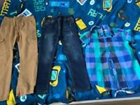 Boys shirts & trousers age 8-9