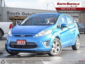 2012 Ford Fiesta SES | LEATHER | SUNROOF | WINTER TIRES INCLUDED