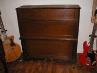 Rare 'Ships' Piano By Cramer Of London.