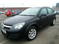 VAUXHALL ASTRA CLUB 1.4 2006 REG LOW MILES 80K