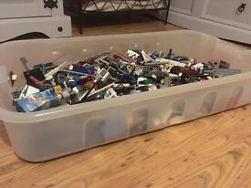 Large amount of genuine LEGO