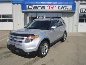2013 Ford Explorer (REDUCED)  LIMITED AWD LOADED 138K!