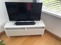 TV Cabinet with storage for sale