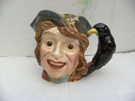 Beswick Barnany Rudge Character Jug