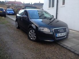 2008 Audi A3 1.9tdi black fully loaded