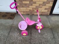 Peppa Pig Trike-in great condition
