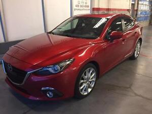 2014 Mazda Mazda3 GT-SKY Garantie jusqu'en dec.2018
