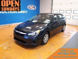 2014 Subaru Impreza 2.0i AWD!! FINANCE NOW!