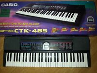 Casio CTK-485 Electronic Keyboard