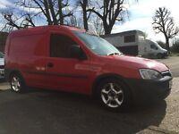 Vauxhall combo van 1.7td £1500+ spent in last 6 months