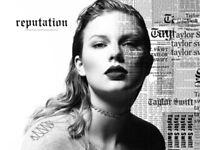 Taylor Swift Tickets - Etihad Stadium Manchester 08/06/18