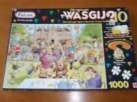 1000 Wasgij Jigsaw Puzzle no.10 Antiques Hunt