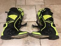 Gaerne sgj motocross scrambler boots
