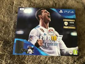 PlayStation 4 PS4 1TB FIFA 18