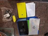 "Lumia 625 8GB 4.7"" Yellow color, 4G LTE Unlocked, Brand new condition"