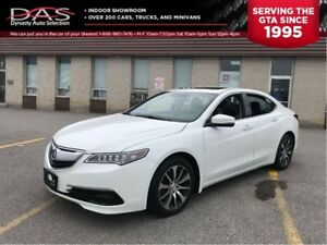 2015 Acura TLX TECH PKG NAVIGATION/REAR CAMERA/LEATHER/SUNROOF
