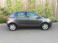 2008 57.REG TOYOTA YARIS 1.4 D4D 6 SPEED MANUAL 5DR 39K WITH SERVICE HISTORY