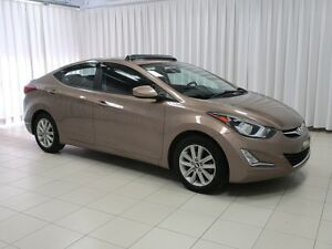2016 Hyundai Elantra WOW! FRESH TRADE! SPORT SEDAN w/ HEATED SEA