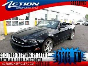 2013 Ford MUSTANG Convertible GT,auto,air,bluetooth