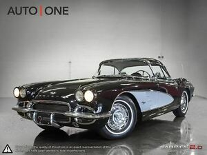 1961 Chevrolet Corvette | HARD TOP & SOFT TOP