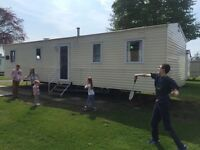 Deluxe 3 bedroom Caravan to Rent at Haggerston Castle