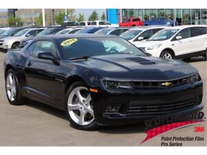 2015 Chevrolet Camaro 1SS RS| Sun| 7 Mylink w/BT| Perf Exhaust|