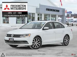 2016 Volkswagen Jetta TSI COMFORTLINE! HEATED SEATS! SUNROOF!